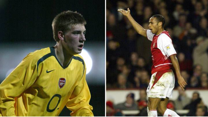 Nicklas Bendtner Recalls Thierry Henry Telling Him To 'Shut Up' In Heated Training Ground Argument