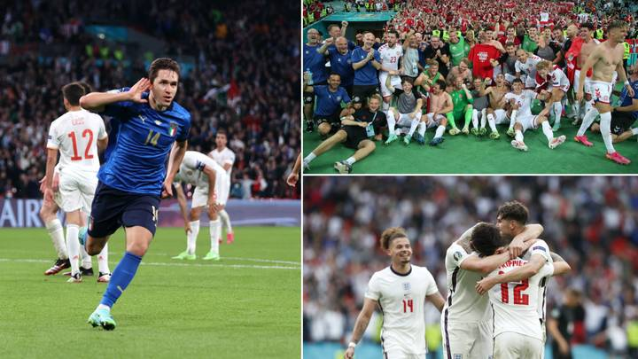 Italy Beat Spain On Penalties To Reach Euro 2020 Final