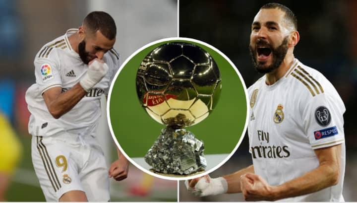 Florentino Perez Says Karim Benzema Deserves To Win This Year's Ballon d'Or