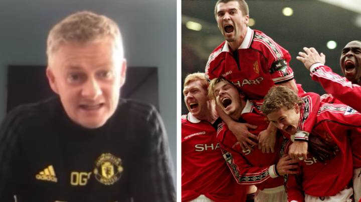 Ole Gunnar Solskjaer Names The Two Former Manchester United Players He'd Like In Current Squad