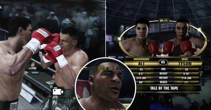 Mike Tyson Vs Muhammad Ali Simulation Ends In Stunning Fashion In WBSS eTournament Final