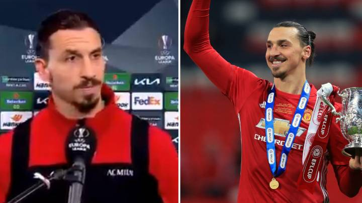Zlatan Ibrahimovic Says Manchester United Are Better Now