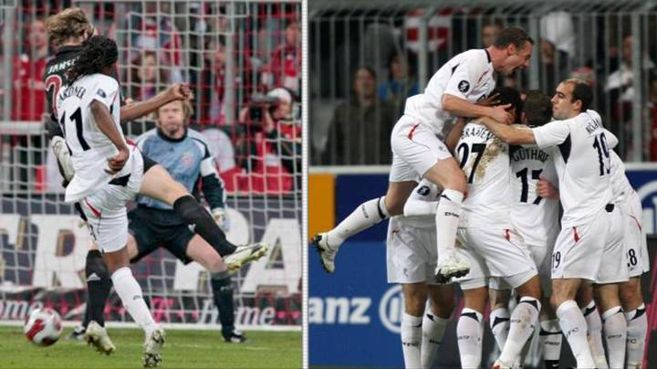 11 Years Ago Today, Bayern Munich Were Held To A Draw By Bolton Wanderers' Second Team