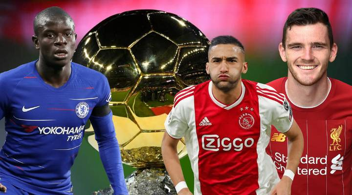 This Missing Ballon d'Or XI Is Stacked With World-Class Talent