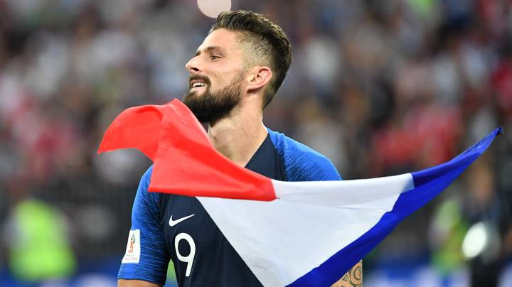 Olivier Giroud's Reaction To Croatia Fans' Boos Proves He's Pure Class