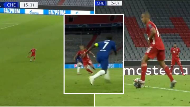 Thiago's Stunning Individual Highlights Vs. Chelsea Sends Liverpool Twitter Into Meltdown