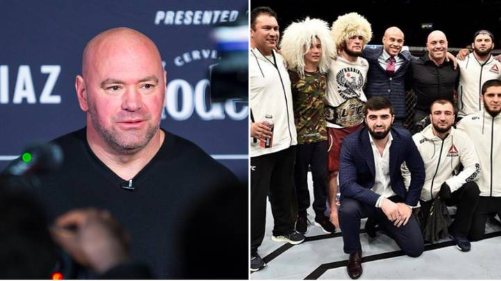 Team Khabib React To UFC 249 Cancellation And Hit Out At UFC Champion's Critics