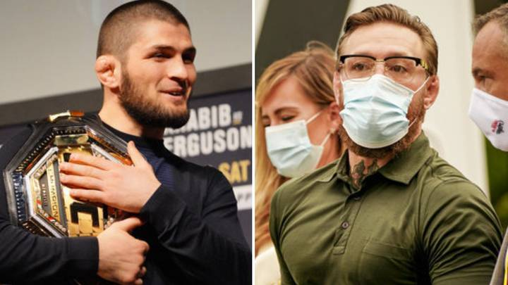 Khabib Nurmagomedov Pinpoints Exact Moment Conor McGregor 'Wanted Out' Of Their Clash