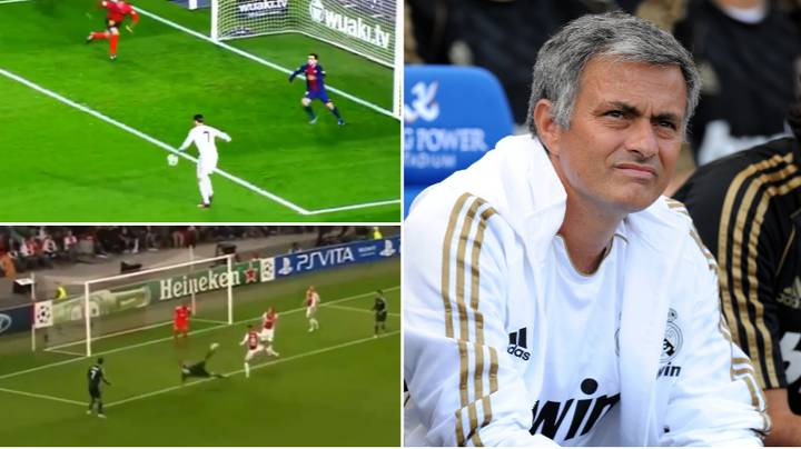 Jose Mourinho's 2011/12 Real Madrid Side Will Go Down In Football History As One Of The Best Teams Ever