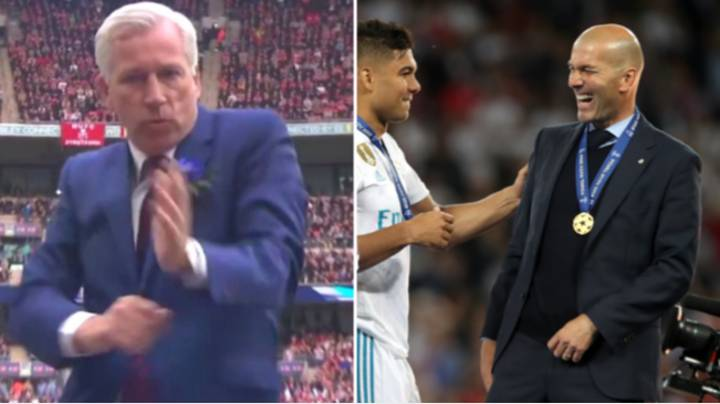 Three Years Ago Crystal Palace Chairman Linked Alan Pardew To Real Madrid