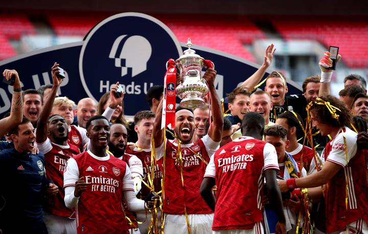 Every Premier League Club In Order Of When They Last Won Silverware