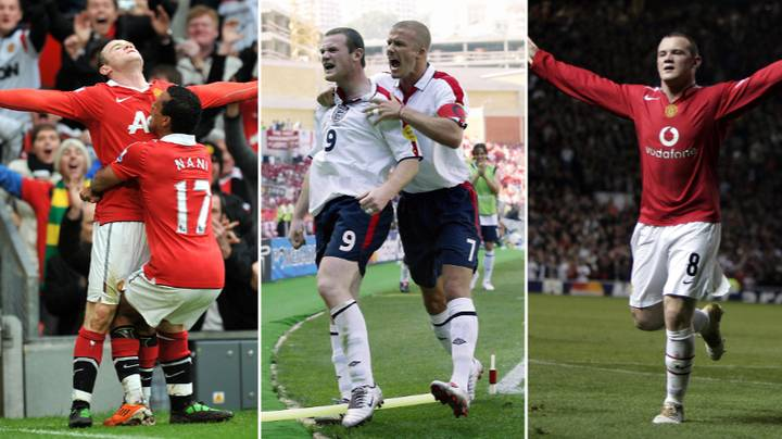 Wayne Rooney S Career Highlights Ranked On Anniversary Of Manchester Derby Winner