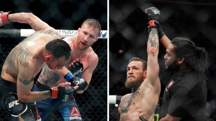 Justin Gaethje Calls Out Conor McGregor For Mega-Fight In Ireland