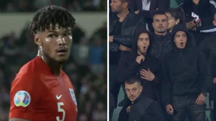 """England's Tyrone Mings Asks Fourth Official """"Hey, Did You Hear That?"""" After Racist Abuse"""