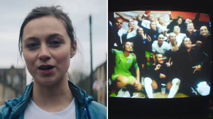 Three Lions Gets A Brilliant Re-Write Ahead Of Women's World Cup