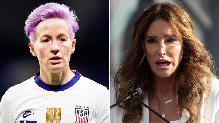Megan Rapinoe Blasts Caitlyn Jenner After Claiming Transgender Girls Should NOT Compete In Women's Sports