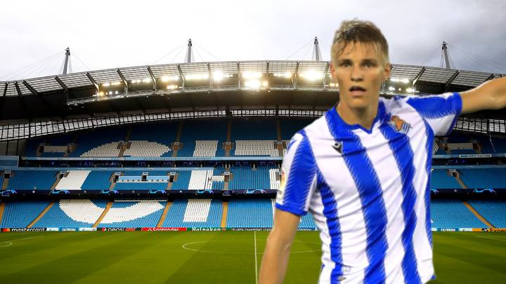 Real Sociedad Troll Manchester City Fans With Martin Odegaard Transfer Statement
