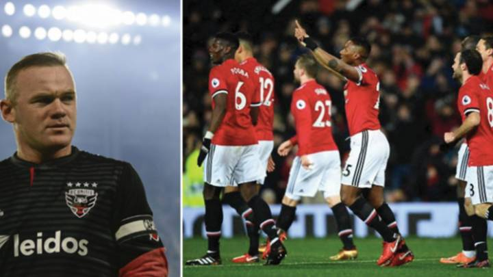 Manchester United Player Poised To Join Wayne Rooney At D.C United