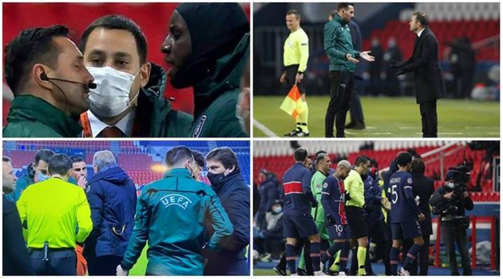 UEFA Inquiry Into PSG Vs Basaksehir Concludes There Was No Case Of Racism