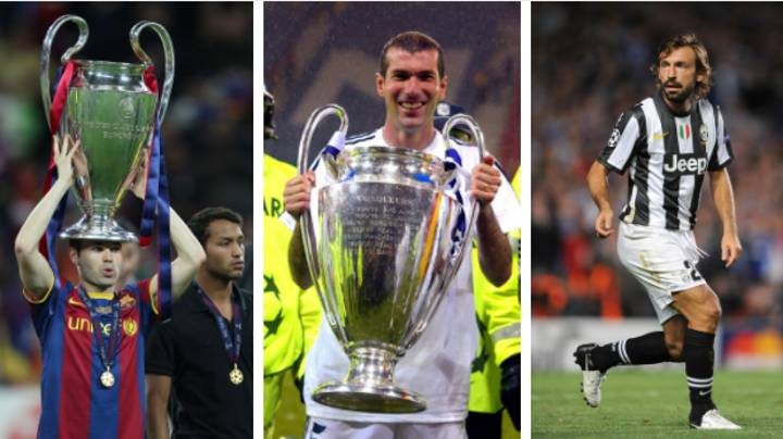 Who Is The Best Central Midfielder Of The 21st Century?