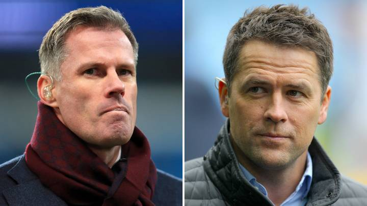 Jamie Carragher's Brutal Reaction When He Found Out Michael Owen Was Leaving Liverpool For Real Madrid