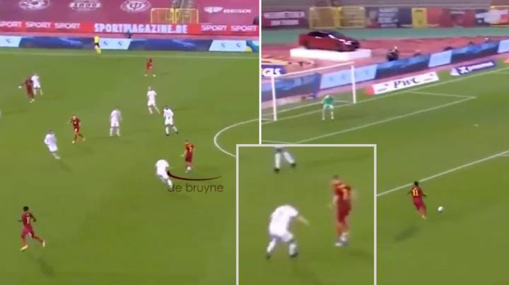 Video Highlights Why Kevin De Bruyne Has 'Insane Perceptual Skills' After Assist Vs Iceland