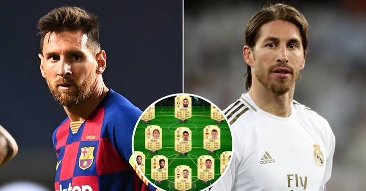 Ultimate La Liga XI Based On FIFA 21 Ratings Has Been Revealed