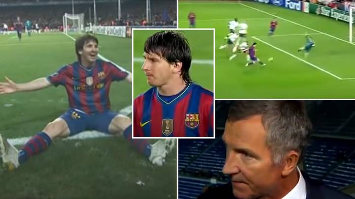 Sensational Video Of 22-Year-Old Lionel Messi Proves Kylian Mbappe 'Being Better' Is A Myth