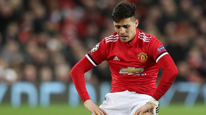 Alexis Sanchez Discusses Difficulties Since Signing For Manchester United