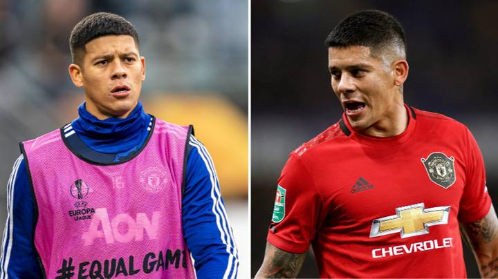 Marcos Rojo Found Out His Manchester United Career Was Over On Social Media
