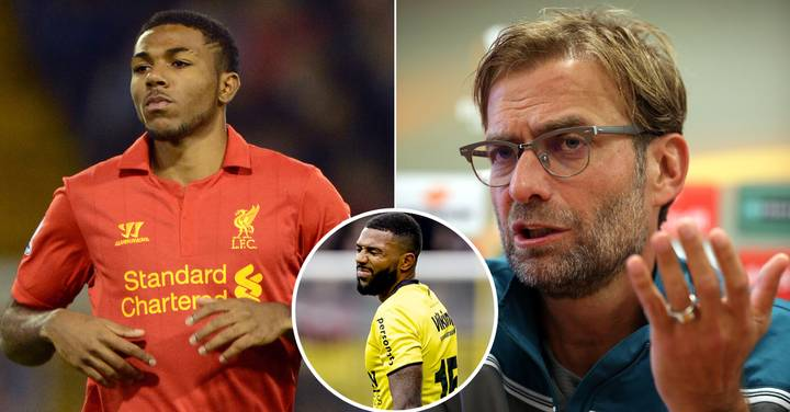 Whatever Happened To Liverpool's Youngest Ever Player Tipped As A Future England Star?