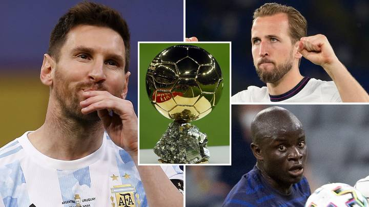 Revealed: The Top 15 Players Who Are The Current Favourites To Win The 2021 Ballon d'Or