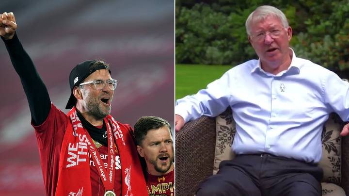 Jurgen Klopp Explains How He Woke Sir Alex Ferguson At 3:30 AM