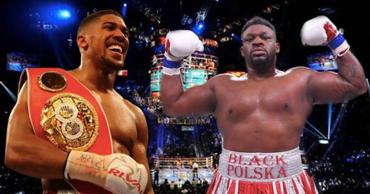Eddie Hearn Reveals Anthony Joshua And Jarrell Miller Fight Is Almost A Done Deal
