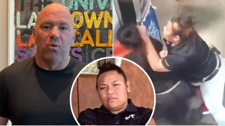 Dana White Hires Internet Sensation Who Tackled Shop Lifter As UFC Security Officer