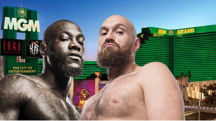 Tyson Fury Vs. Deontay Wilder III Planned For July 18 At The MGM Grand In Las Vegas