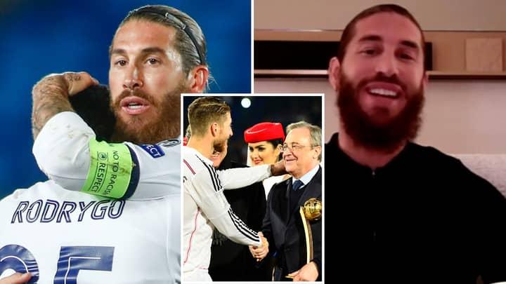 Sergio Ramos Wants Real Madrid To Make Two 'Mega-Signings' This Summer