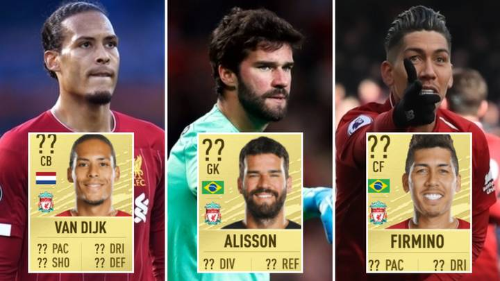 Liverpool's Highest-Rated Players In FIFA 21 Have Been Predicted