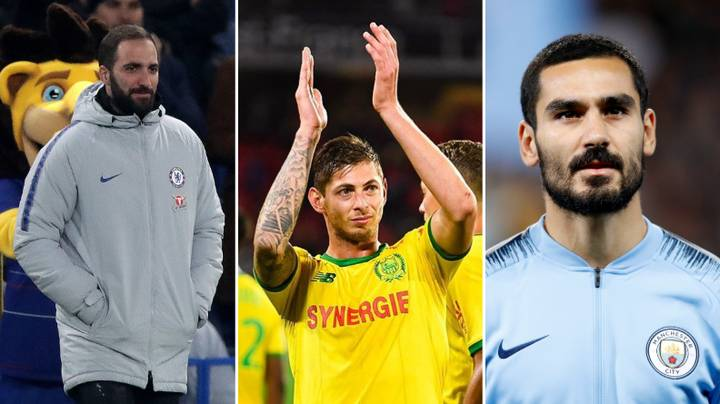 Higuain And Gundogan Among Footballers To Donate To Fund To Continue Search For Sala
