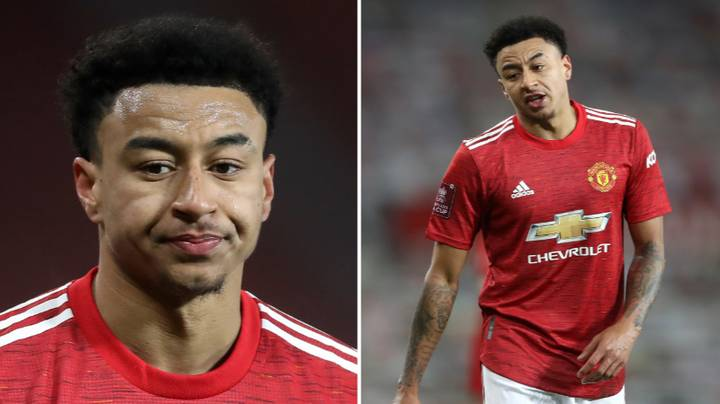Jesse Lingard's Representatives Hold Talks With Ligue 1 Club Over Loan Move
