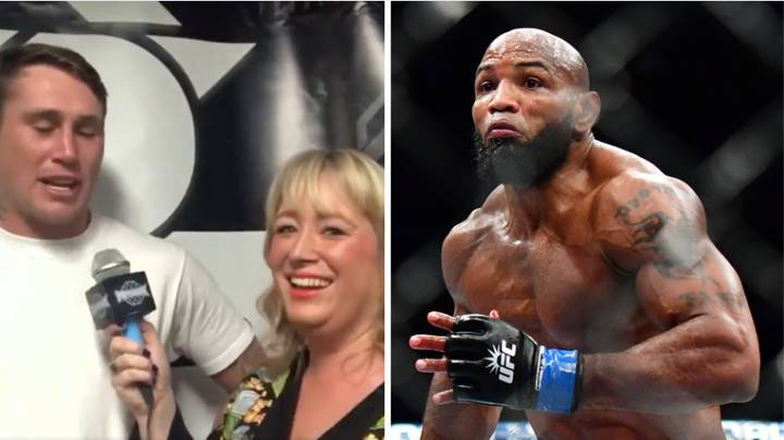 """Darren Till Tells Story Of How He Called Out Yoel Romero While """"Blind Drunk"""""""