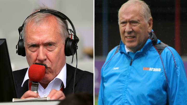 Woking's Assistant Manager Is Legendary Commentator Martin Tyler