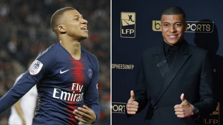 Kylian Mbappe Names His Favourite To Win The 2019 Ballon d'Or