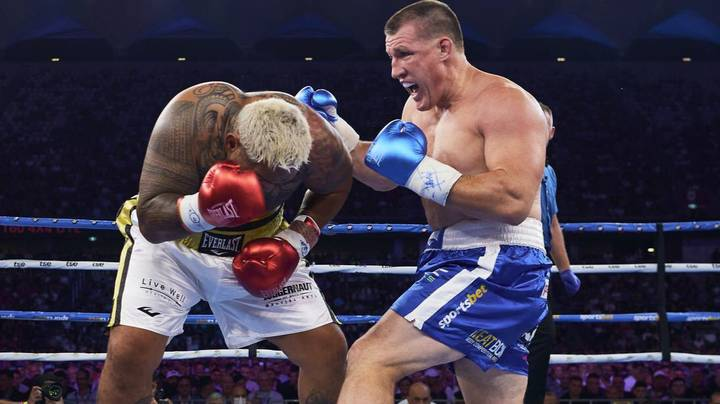 Former Rugby League Player Paul Gallen Signs New Three-Fight Boxing Deal