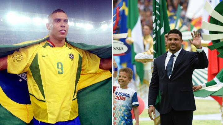 Ronaldo Reveals He Wants To Get Fit To Help Real Valladolid