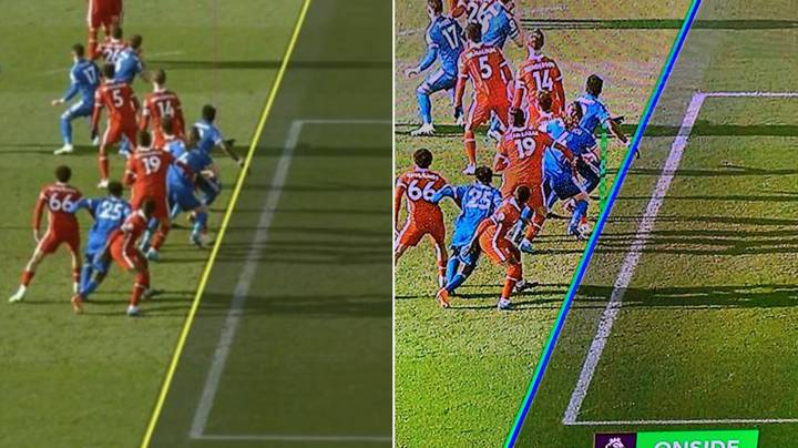 Liverpool Fans Fume At Controversial VAR Call For Leicester's Equaliser