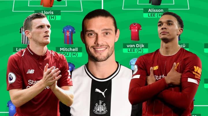 Fan Finds Players' Fantasy Premier League Teams