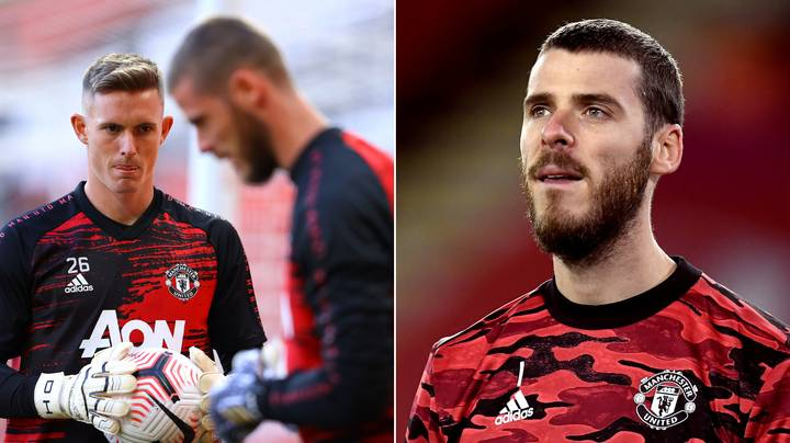 David De Gea Will Reportedly Leave Manchester United At The End Of The Season