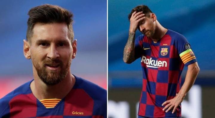 Barcelona Will Ask For £631 Million If Lionel Messi Refuses To Stay