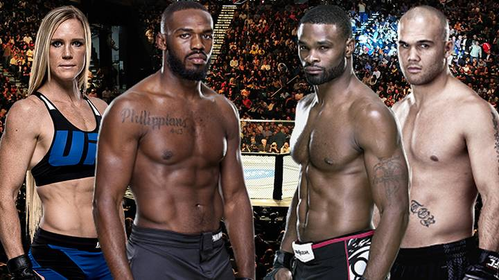 Whatever You Do, Don't Miss The Insanely Stacked UFC 235
